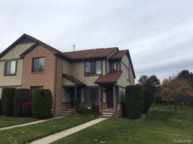 1576 Meadow Side Drive, Rochester Hills, MI 48307 (#218104747) :: Keller Williams West Bloomfield