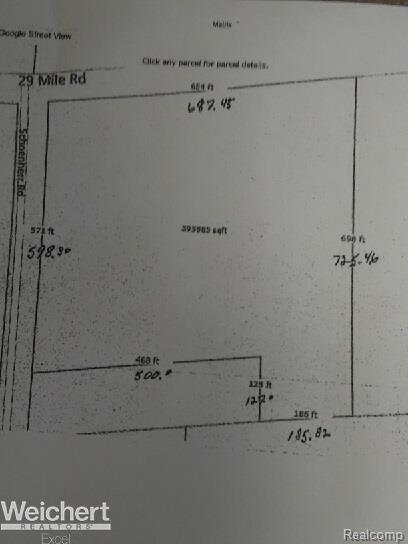 13620 29 MILE, Washington Twp, MI 48094 (#58031363911) :: Duneske Real Estate Advisors