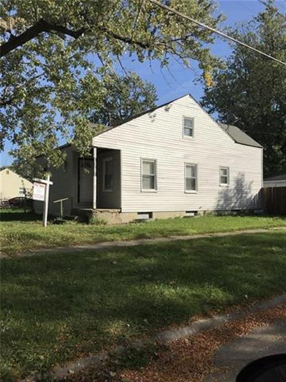 1329 Lincoln Ave, Flint, MI 48507 (#218105497) :: RE/MAX Classic