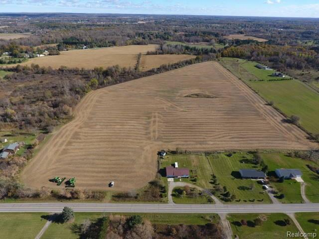 33.88Ac Millville Road, Mayfield Twp, MI 48446 (#218105615) :: RE/MAX Vision