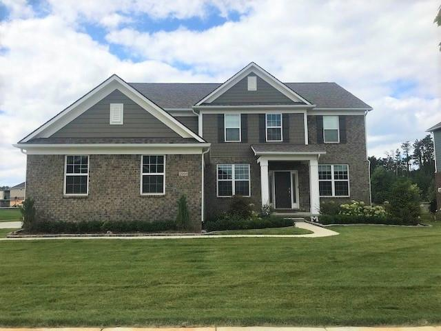 2854 Montgomery Circle, Commerce Twp, MI 48390 (#218107105) :: RE/MAX Classic