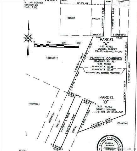 000 Van Horn, Huron Twp, MI 48164 (#218107778) :: Duneske Real Estate Advisors