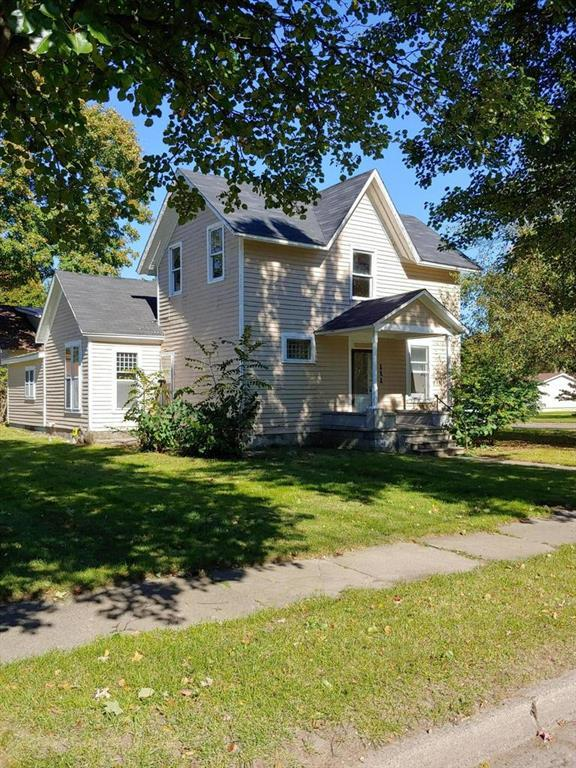111 E Pierce St, COLDWATER CITY, MI 49036 (#62018054208) :: Keller Williams West Bloomfield