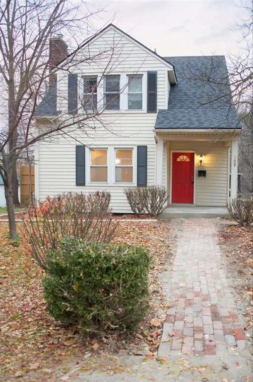 109 Pleasant Place, Ann Arbor, MI 48103 (#543259827) :: Keller Williams West Bloomfield