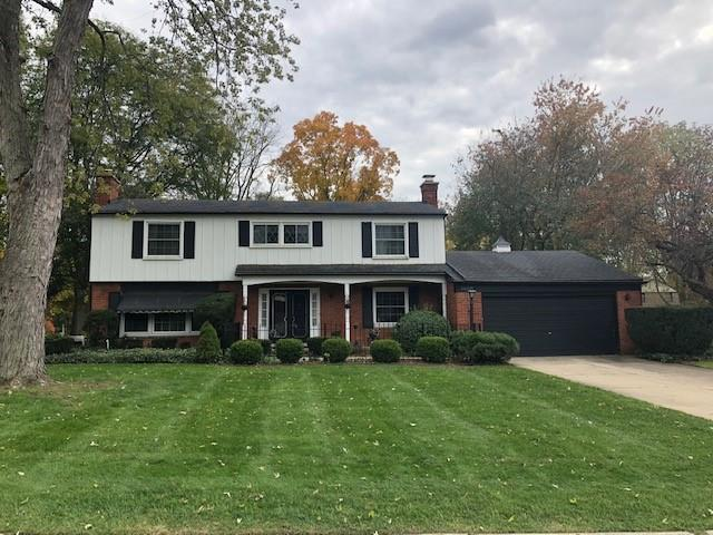 20005 Ronsdale Drive, Beverly Hills Vlg, MI 48025 (#218113278) :: Keller Williams West Bloomfield