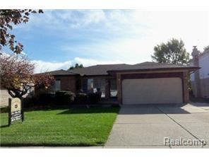 4972 Chadbourne Drive, Sterling Heights, MI 48310 (#218113307) :: RE/MAX Classic