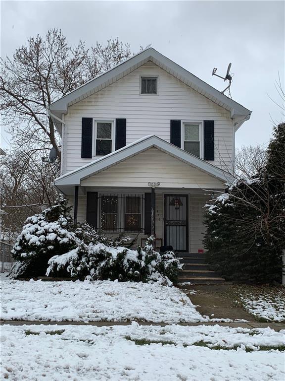870 Tacken Street, Flint, MI 48532 (#218113900) :: RE/MAX Classic