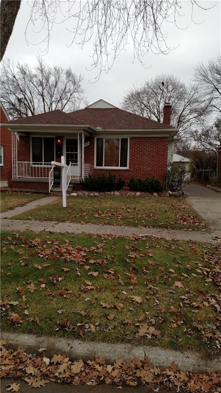 23821 Lawrence Avenue, Dearborn, MI 48128 (#218114376) :: RE/MAX Classic