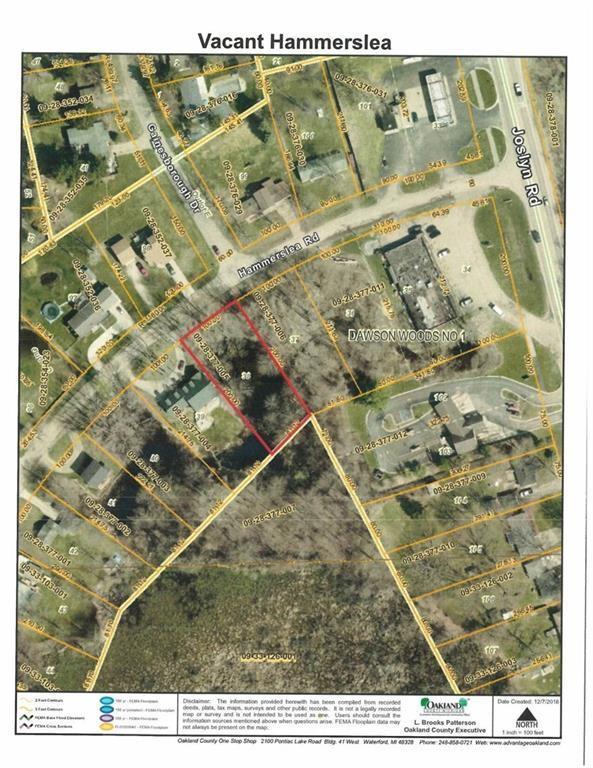 VACANT Hammerslea, Orion Twp, MI 48359 (#218115678) :: The Buckley Jolley Real Estate Team