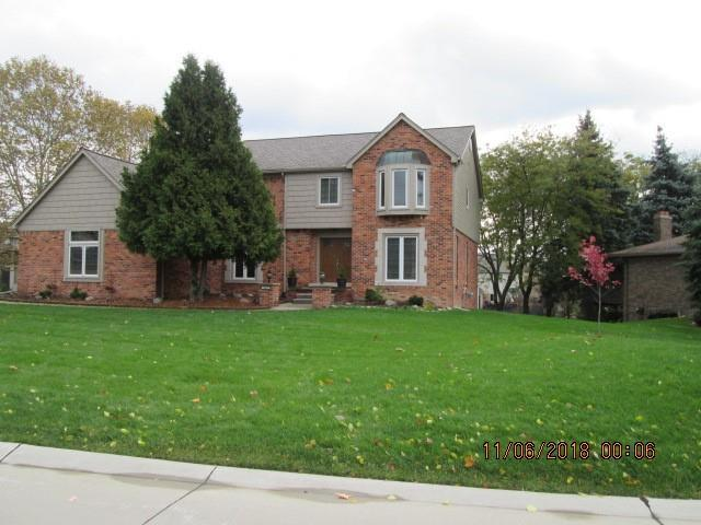 414 Silvervale Drive, Rochester Hills, MI 48309 (#218115853) :: RE/MAX Classic
