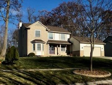 2174 Lone Birch Dr, Waterford Twp, MI 48329 (#218115854) :: RE/MAX Classic
