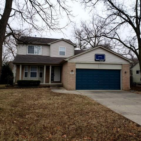 2417 Melvin Avenue, Rochester Hills, MI 48307 (#218117431) :: NERG Real Estate Experts