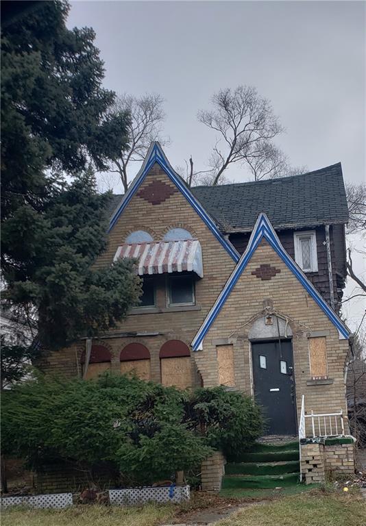 13156 Meyers Road, Detroit, MI 48227 (#218118158) :: The Mulvihill Group