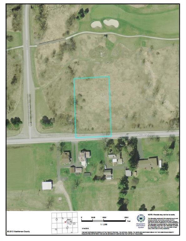 0 W Liberty Road, Scio Twp, MI 48103 (MLS #543262207) :: The Toth Team
