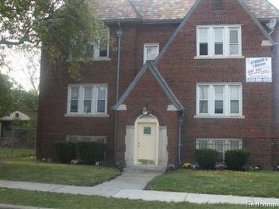 11255 Charlemagne Street, Detroit, MI 48213 (#219002918) :: RE/MAX Classic