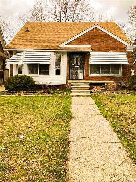 19175 Hickory Street, Detroit, MI 48205 (#219003911) :: RE/MAX Classic