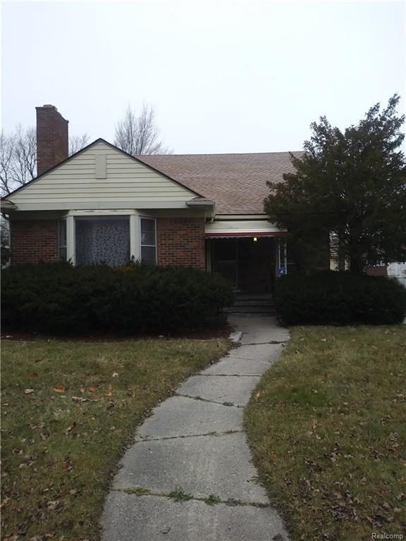 20001 Whitcomb, Detroit, MI 48235 (#219004372) :: RE/MAX Classic