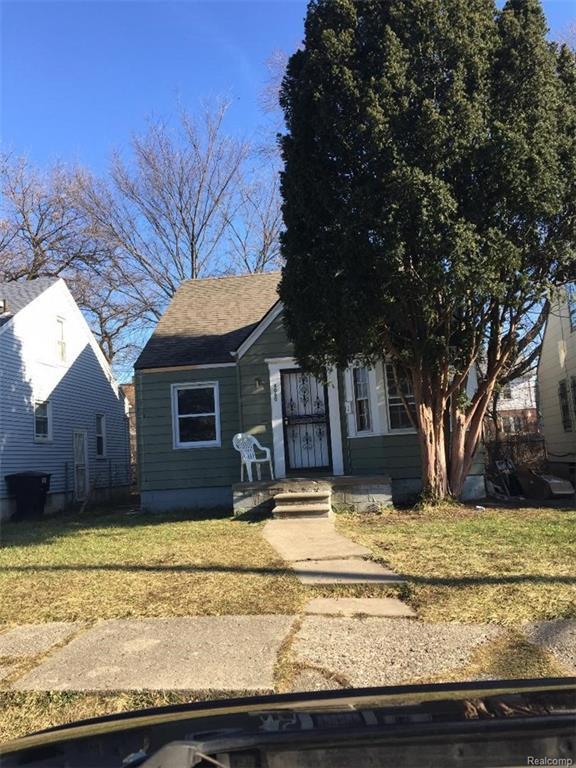 14060 Cherrylawn Street, Detroit, MI 48238 (#219004377) :: RE/MAX Classic