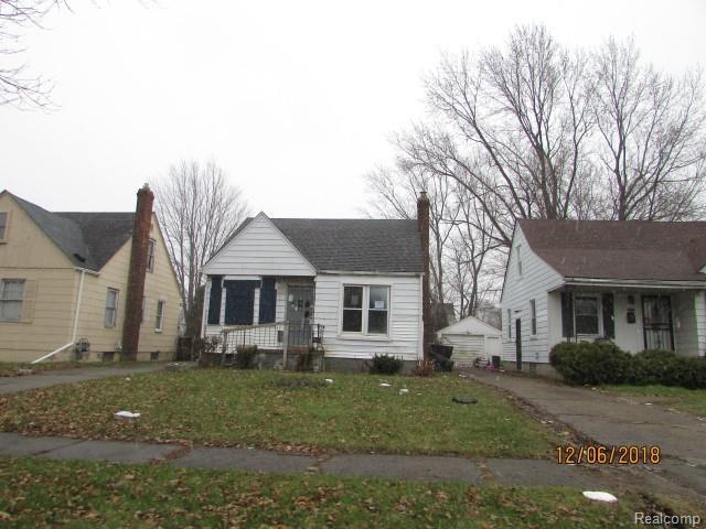 15650 Maddelein Street, Detroit, MI 48205 (#219005676) :: Team DeYonker