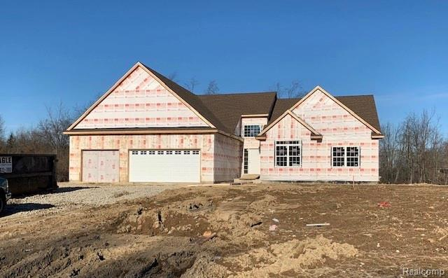 2292 White Hawk Trail, Marion Twp, MI 48843 (#219006281) :: The Buckley Jolley Real Estate Team
