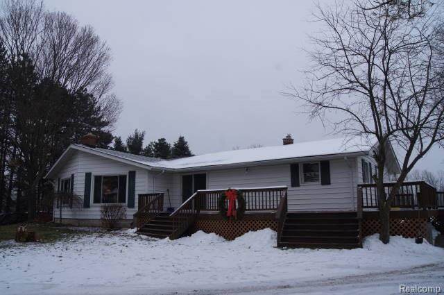 1450 Vernor Rd Road, Mayfield Twp, MI 48446 (#219006326) :: The Buckley Jolley Real Estate Team