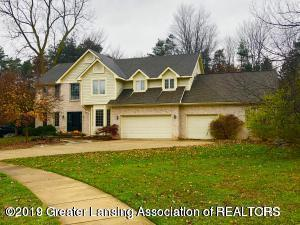 16588 N Thorngate Road, East Lansing, MI 48823 (#630000233368) :: Keller Williams West Bloomfield
