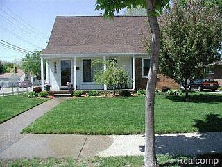 3456 Cornell Street, Dearborn, MI 48124 (#219006780) :: RE/MAX Classic