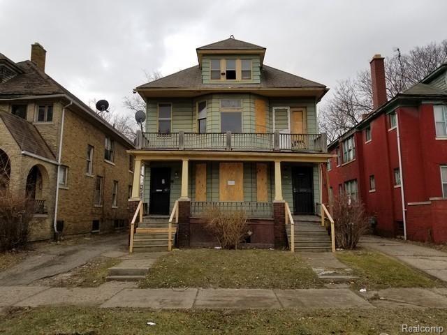 4803 Seminole Street, Detroit, MI 48214 (#219006815) :: RE/MAX Classic