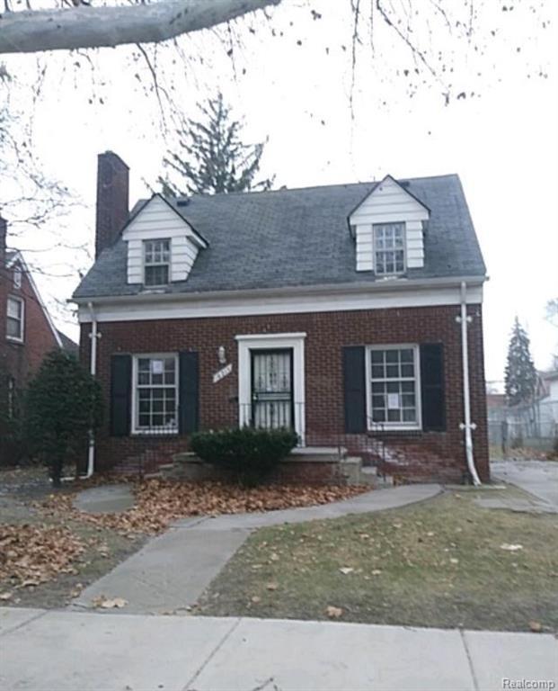 18213 Strathmoor Street, Detroit, MI 48235 (#219007289) :: RE/MAX Classic