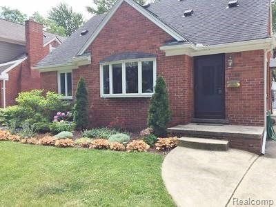 2756 Buckingham Avenue, Birmingham, MI 48009 (#219010116) :: RE/MAX Nexus