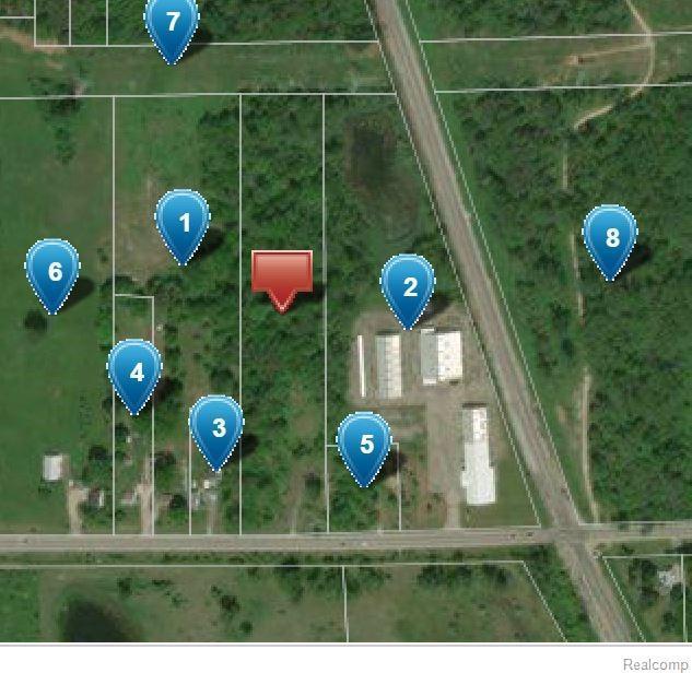 0 E Stanley Road, Genesee Twp, MI 48458 (#219010822) :: The Buckley Jolley Real Estate Team