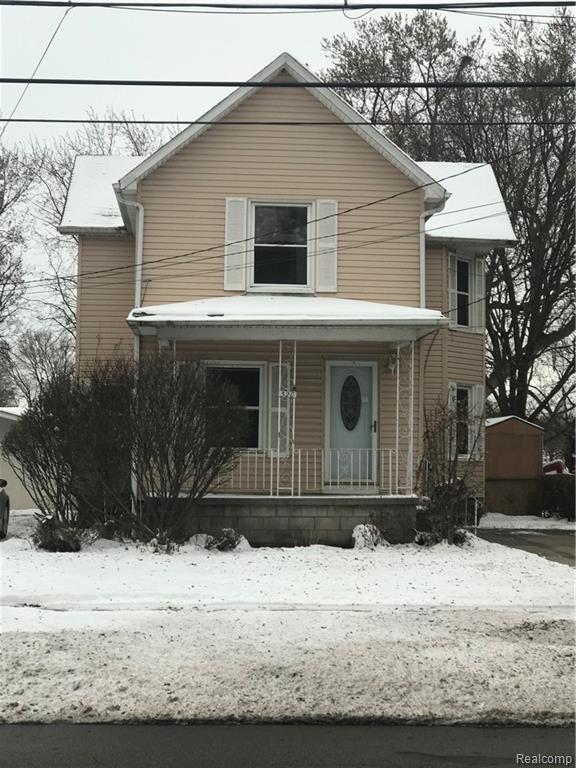 520 E Elm Avenue, Monroe, MI 48162 (#219011732) :: RE/MAX Classic