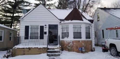 11695 Montrose Street, Detroit, MI 48227 (#219012189) :: RE/MAX Classic