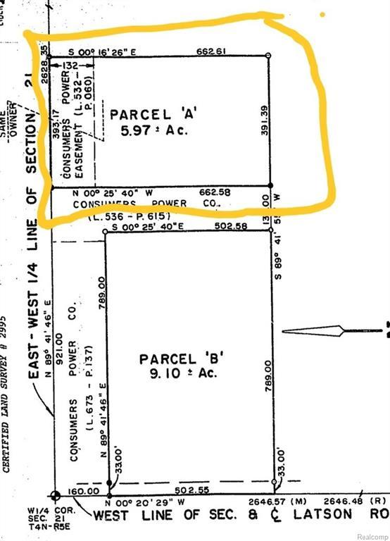 000 N Latson Road, Deerfield Twp, MI 48855 (#219012701) :: RE/MAX Classic