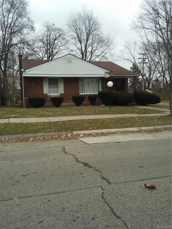20000 Kentfield Street, Detroit, MI 48219 (#219012970) :: KNE Realty 360