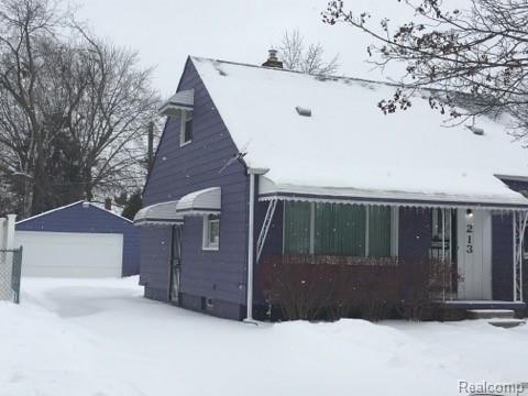 213 S Cumberland Street, Flint, MI 48503 (#219013209) :: RE/MAX Nexus