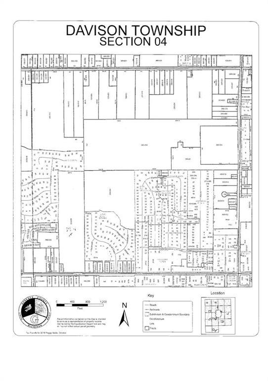 Davison, Davison Twp, MI 48423 (#5021563315) :: Keller Williams West Bloomfield