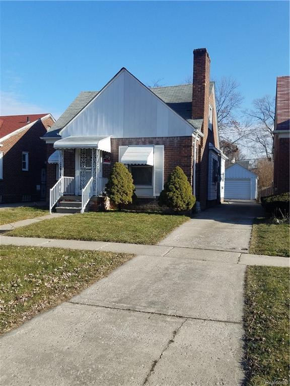 13516 Rosemont Avenue, Detroit, MI 48223 (#219013630) :: RE/MAX Classic