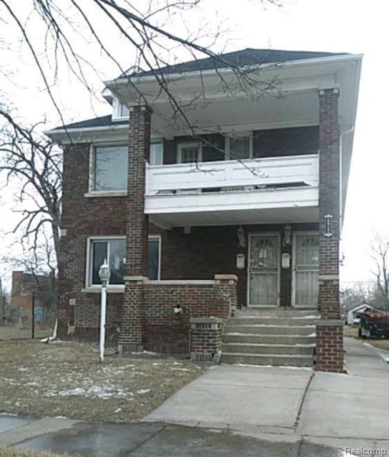 12755 Downing Street, Detroit, MI 48217 (#219013666) :: The Buckley Jolley Real Estate Team