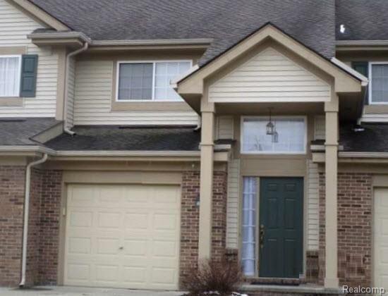 322 N Vista #117, Auburn Hills, MI 48326 (#219013868) :: RE/MAX Classic