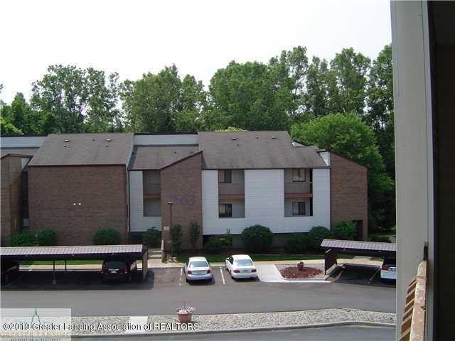 1563 W Pond Drive #36, Meridian Charter Twp, MI 48864 (#630000234131) :: Keller Williams West Bloomfield
