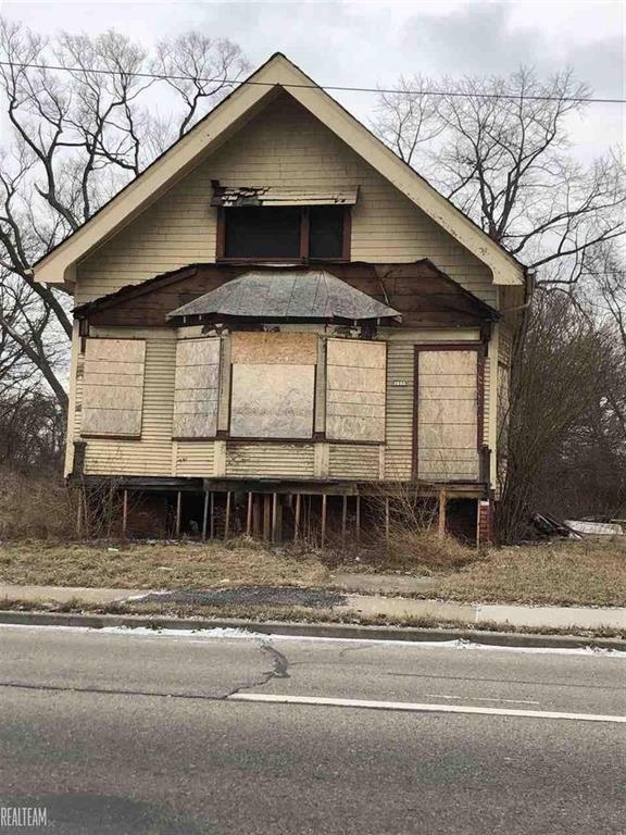 3666 E Warren, Detroit, MI 48207 (#58031371814) :: RE/MAX Nexus