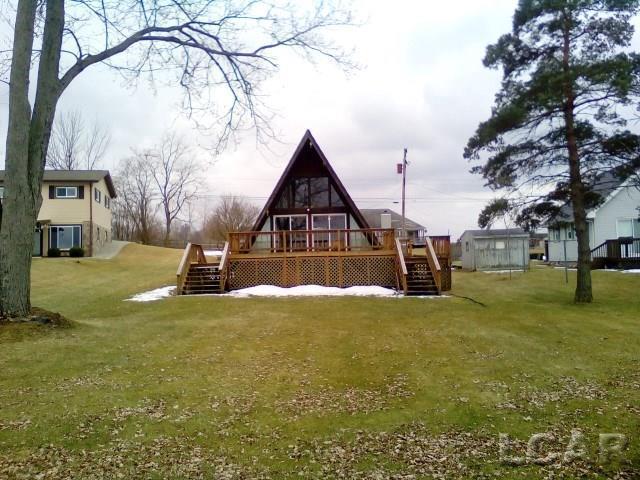 952 Marr Lake Dr., Cambridge Twp, MI 49230 (MLS #56031372136) :: The Toth Team