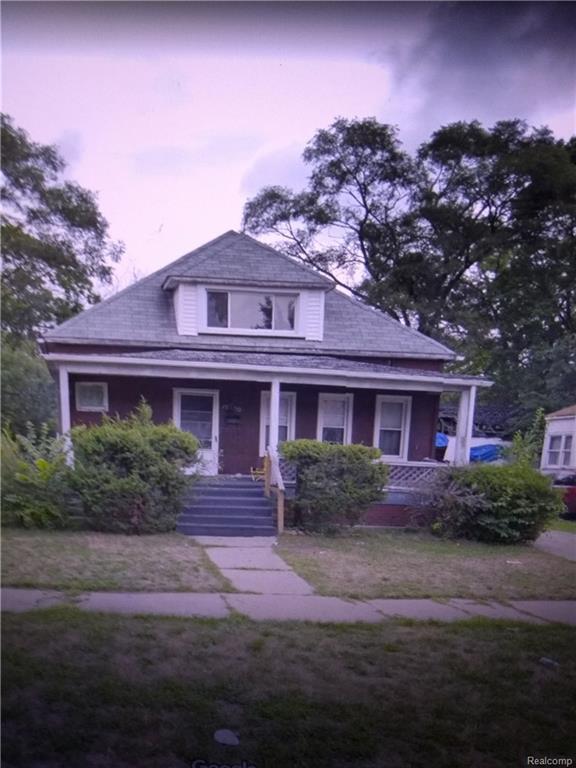 15500 Hubbell Street, Detroit, MI 48227 (MLS #219018267) :: The Toth Team