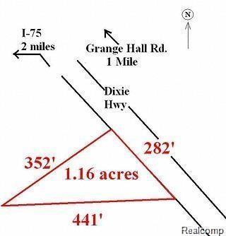 15312 Dixie Highway, Groveland Twp, MI 48442 (#219018313) :: RE/MAX Classic
