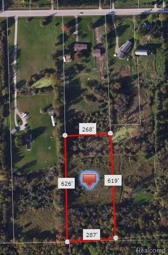 Parcel 3 Clyde Road, Oceola Twp, MI 48855 (#219018341) :: The Buckley Jolley Real Estate Team