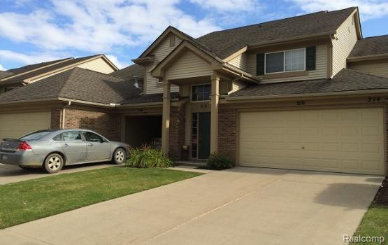 214 N Vista #78, Auburn Hills, MI 48326 (#219021205) :: The Buckley Jolley Real Estate Team