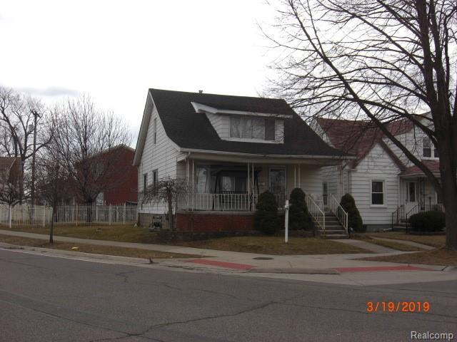 14321 Wellesley Street, Dearborn, MI 48126 (#219021754) :: RE/MAX Classic