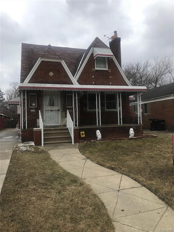 10000 Littlefield Street, Detroit, MI 48227 (MLS #219022424) :: The Toth Team