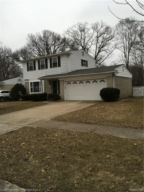 11442 Parkview Drive, Plymouth Twp, MI 48170 (#219024314) :: GK Real Estate Team
